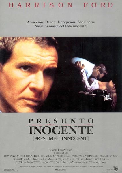 Harrison Ford Presunto-inocente