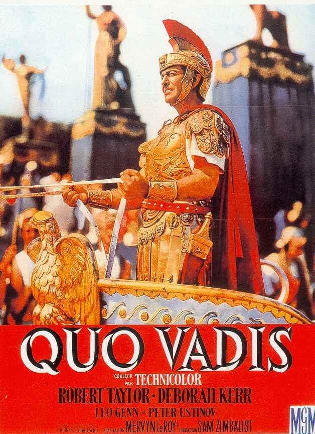 Título original : Quo Vadis